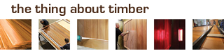 The thing about timber